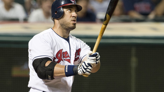 Travis Hafner with the Cleveland Indians, one of the last players to be the primary DH for the team.