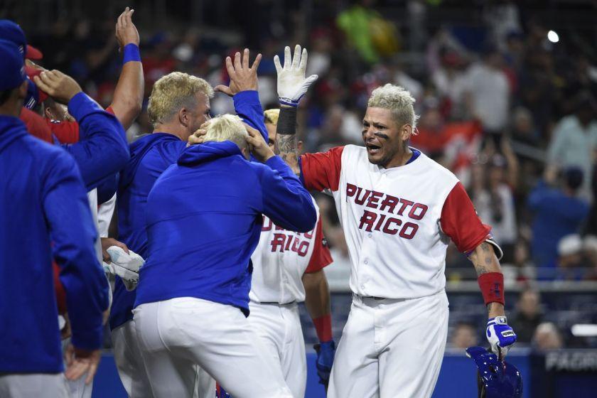 Puerto Rico WBC