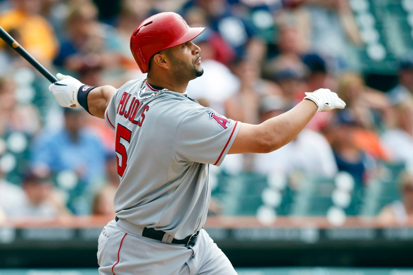 MLB: Los Angeles Angels at Detroit Tigers