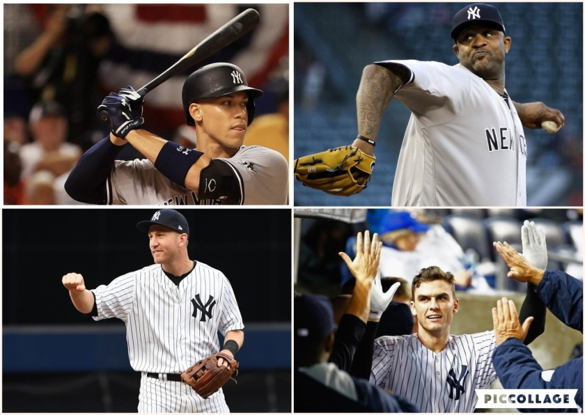 Yankees Collage