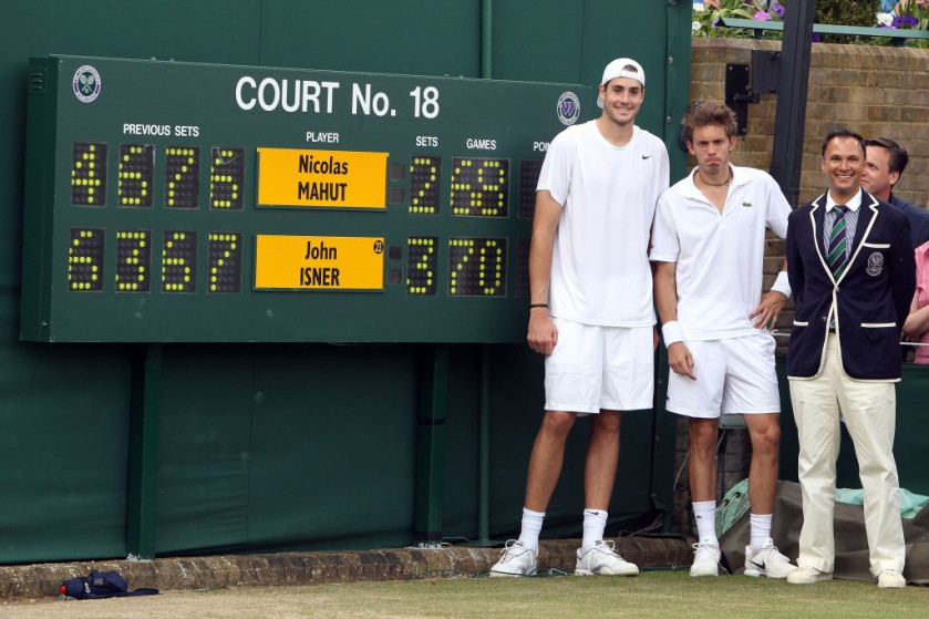 The Championships - Wimbledon 2010: Day Four