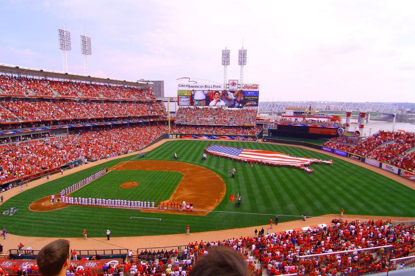 Cincinnati Opening Day