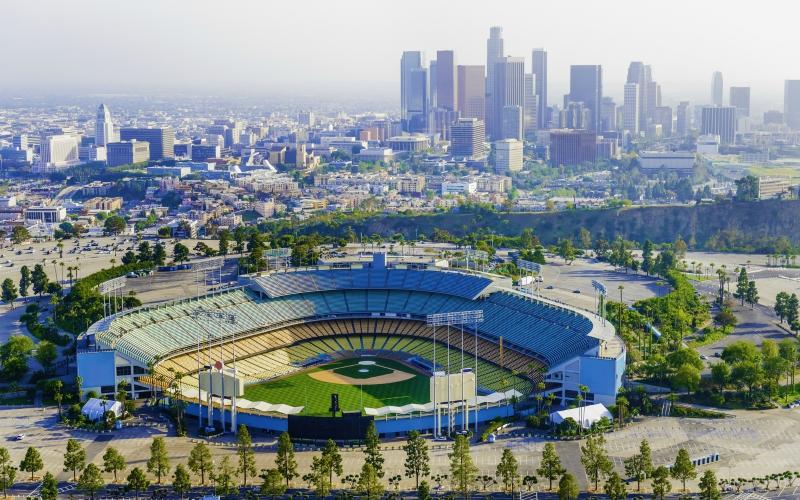 Dodger Stadium Title