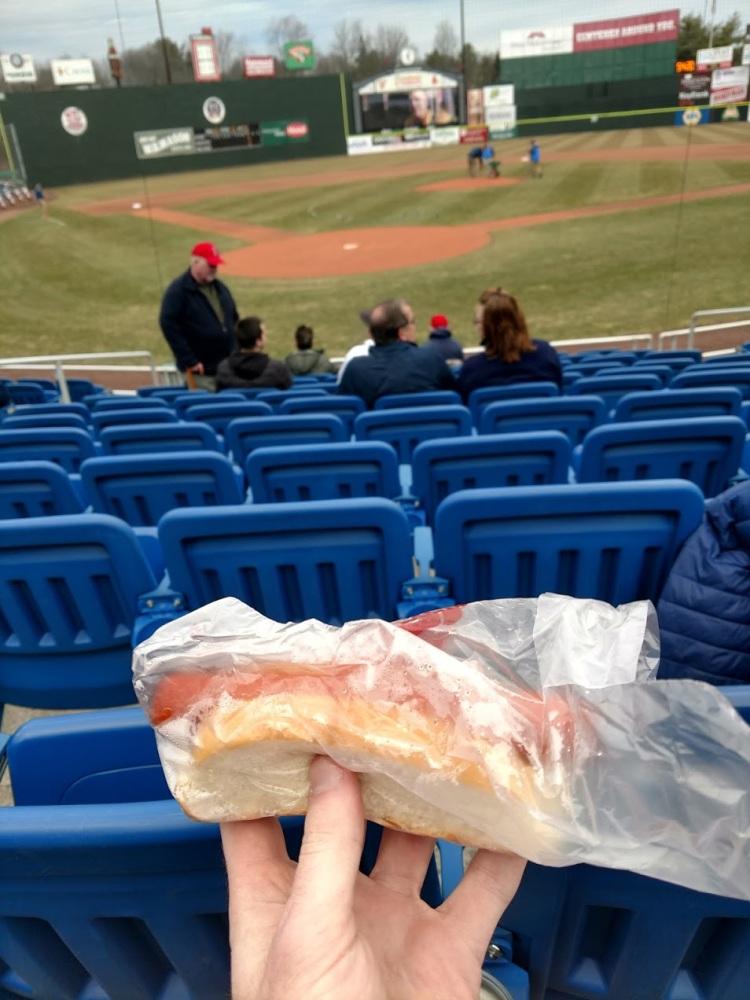 Hot Dog at Hadlock