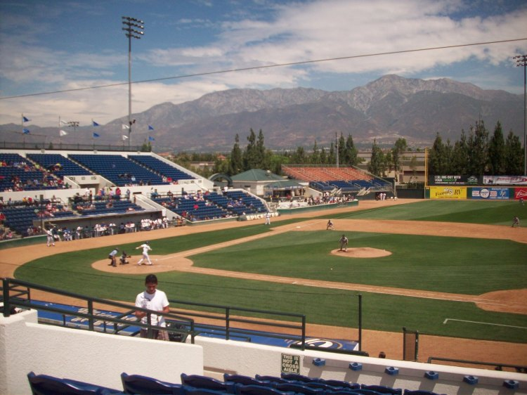 LoanMart Field Mountains