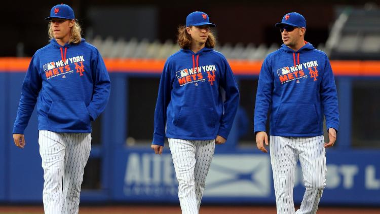 Mets Rotation