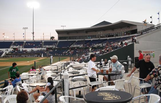 Pavilion Seats