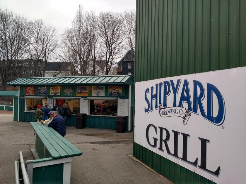Shipyard Grill