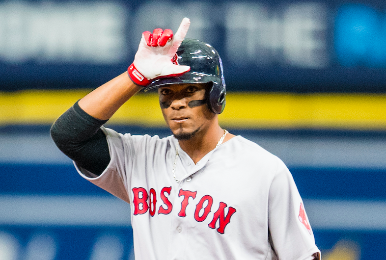 Xander Bogaerts Fortnite
