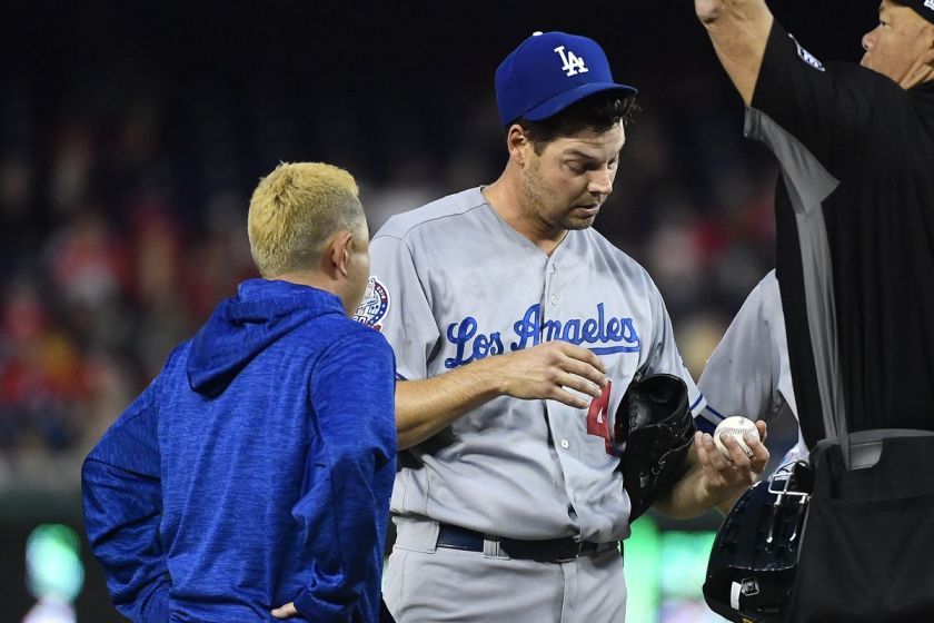 Rich Hill Injury