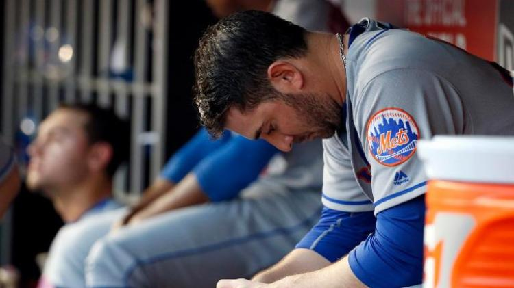 Sad Matt Harvey