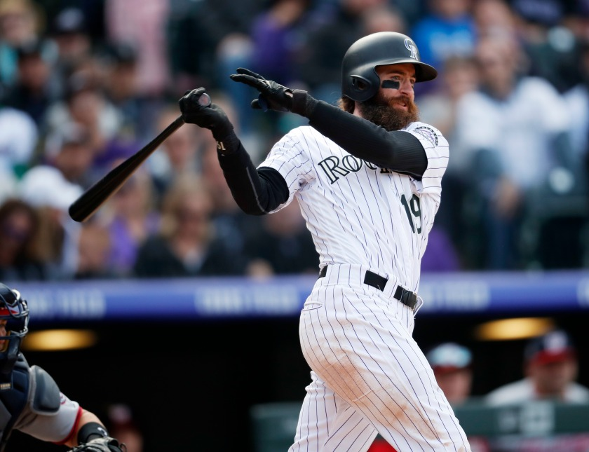 Charlie Blackmon, charlie blackmon