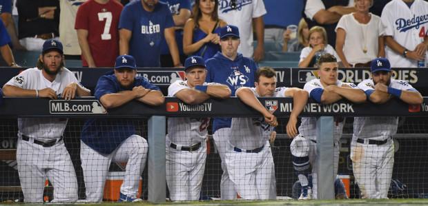 Astros, Dodgers, Baseball