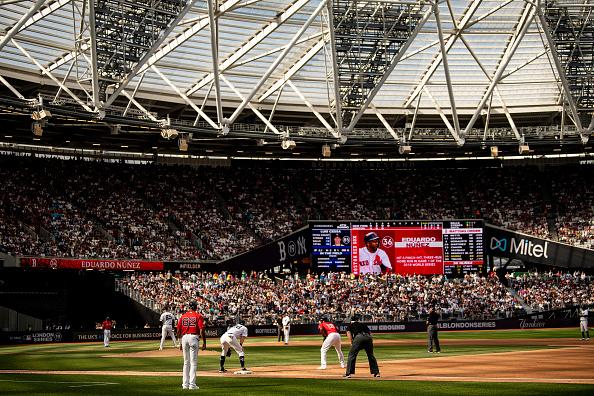 London Series Photo